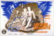 Antoine and Antoinette - 27 x 40 Movie Poster - French Style A