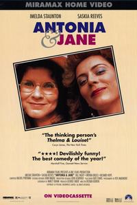 Antonia and Jane - 11 x 17 Movie Poster - Style A