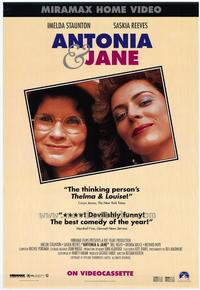 Antonia and Jane - 27 x 40 Movie Poster - Style A