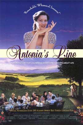 Antonia's Line - 11 x 17 Movie Poster - Style B