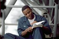 Antwone Fisher - 8 x 10 Color Photo #8