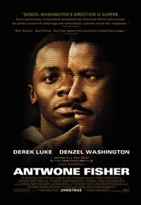 Antwone Fisher - 11 x 17 Movie Poster - Style B