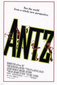 Antz - 11 x 17 Movie Poster - Style B