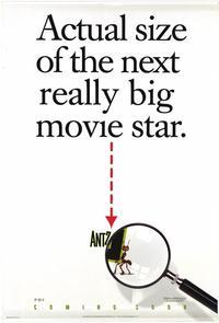 Antz - 11 x 17 Movie Poster - Style C