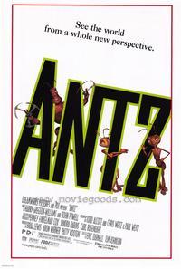 Antz - 27 x 40 Movie Poster - Style B