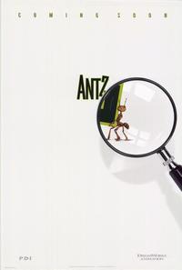 Antz - 27 x 40 Movie Poster - Style D