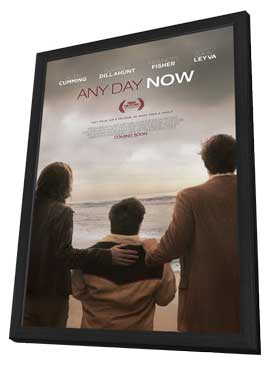 Any Day Now - 27 x 40 Movie Poster - Style A - in Deluxe Wood Frame