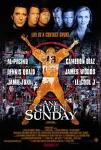 Any Given Sunday - 27 x 40 Movie Poster - Style A