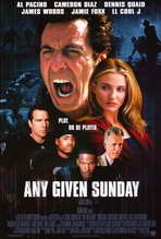 Any Given Sunday - 27 x 40 Movie Poster - Style C