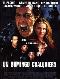 Any Given Sunday - 27 x 40 Movie Poster - Spanish Style A
