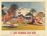 Any Number Can Win - 11 x 14 Movie Poster - Style D