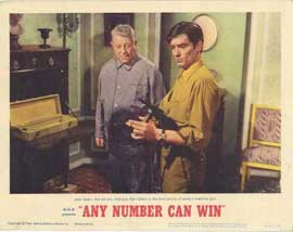 Any Number Can Win - 11 x 14 Movie Poster - Style C
