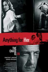 Anything for Her - 43 x 62 Movie Poster - Bus Shelter Style A