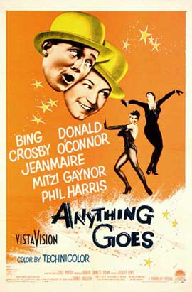 Anything Goes - 11 x 17 Movie Poster - Style A