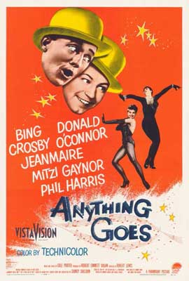 Anything Goes - 27 x 40 Movie Poster - Style A