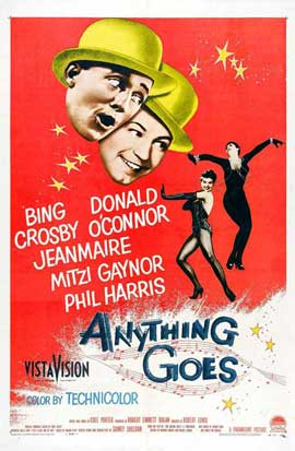 Anything Goes - 27 x 40 Movie Poster - Style B