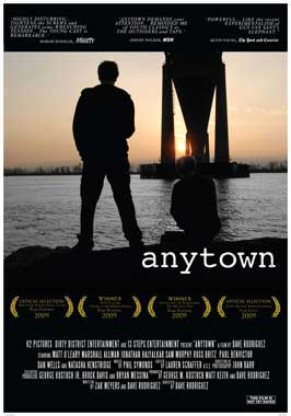 Anytown - 43 x 62 Movie Poster - Bus Shelter Style A