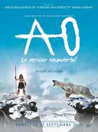 Ao, le dernier N�andertal - 27 x 40 Movie Poster - French Style A