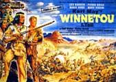 Apache Gold - 11 x 17 Movie Poster - German Style B