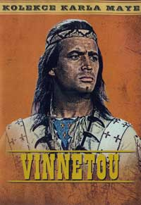 Apache Gold - 11 x 17 Movie Poster - Czchecoslovakian Style A
