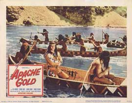 Apache Gold - 11 x 14 Movie Poster - Style A