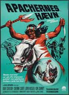 Apache Uprising - 27 x 40 Movie Poster - Danish Style A
