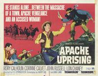 Apache Uprising - 11 x 14 Movie Poster - Style A