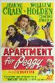 Apartment for Peggy - 27 x 40 Movie Poster - Style A