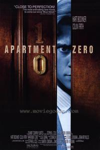 Apartment Zero - 27 x 40 Movie Poster - Style A