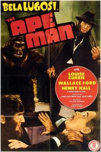 The Ape Man - 11 x 17 Movie Poster - Style A
