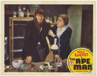 The Ape Man - 11 x 14 Movie Poster - Style C