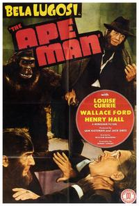 The Ape Man - 27 x 40 Movie Poster - Style A