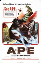 A*P*E* - 11 x 17 Movie Poster - Style A