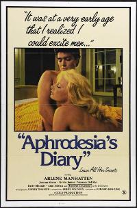 Aphrodesia's Diary - 11 x 17 Movie Poster - Style A