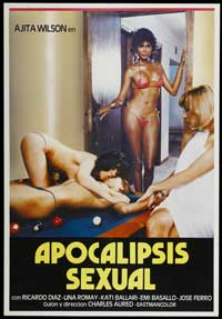 Apocalipsis Sexual - 43 x 62 Movie Poster - Bus Shelter Style A