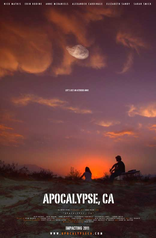 Apocalypse, CA movie
