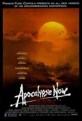 Apocalypse Now - 27 x 40 Movie Poster