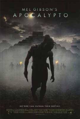 Apocalypto - 11 x 17 Movie Poster - Style A