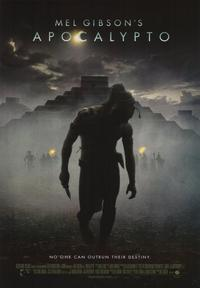 Apocalypto - 43 x 62 Movie Poster - Bus Shelter Style A