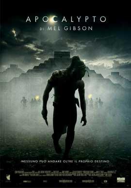 Apocalypto - 11 x 17 Movie Poster - Italian Style A