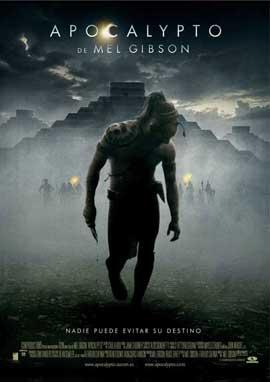Apocalypto - 11 x 17 Movie Poster - Spanish Style A