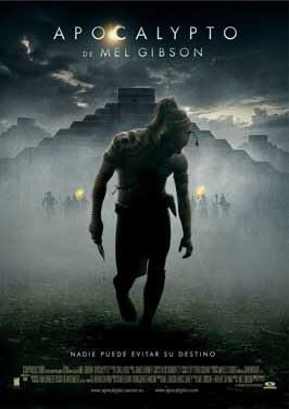 Apocalypto - 27 x 40 Movie Poster - Spanish Style A