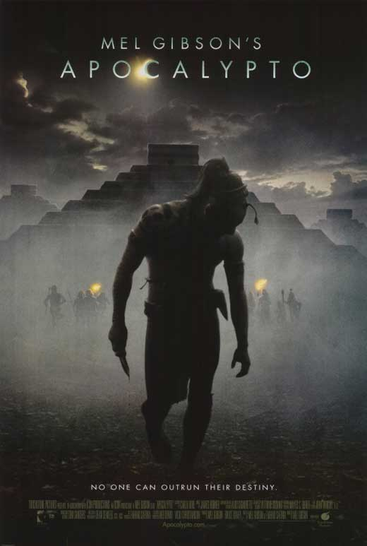 apocalypto movie posters from movie poster shop