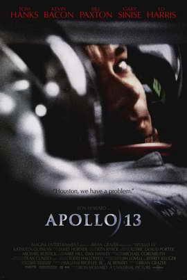 Apollo 13 - 11 x 17 Movie Poster - Style A