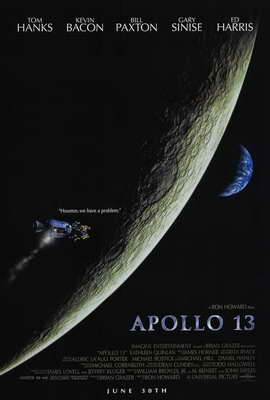 Apollo 13 - 27 x 40 Movie Poster - Style B