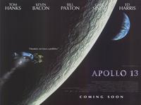 Apollo 13 - 11 x 17 Movie Poster - UK Style A