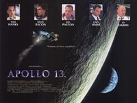 Apollo 13 - 11 x 17 Movie Poster - UK Style B