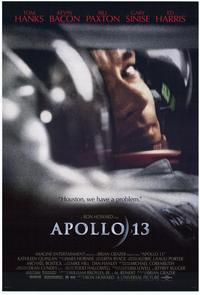 Apollo 13 - 43 x 62 Movie Poster - Bus Shelter Style A