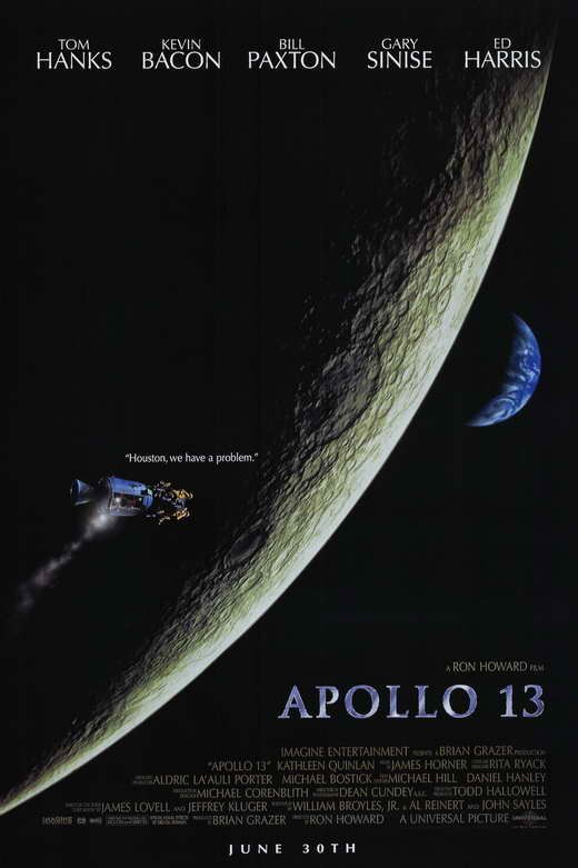 the movie apollo 13 and problem solving And vividly illustrates the dangers of working in space as well the apollo 13  problem (the 1995 movie apollo 13 took  movie apollo 13.