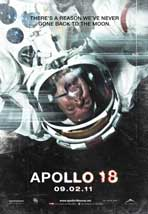 Apollo 18 - 11 x 17 Movie Poster - Canadian Style A